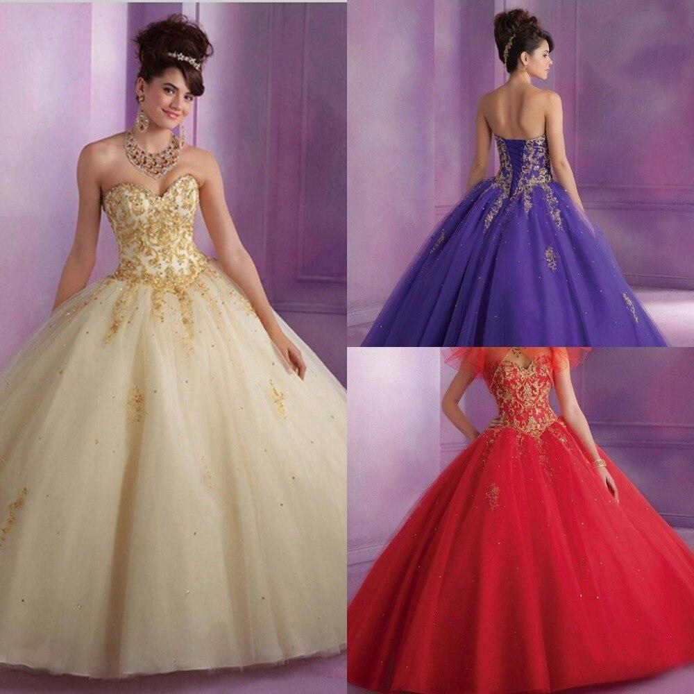 vestidos sweet sixteen