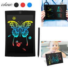 9.5 Inch Color LCD Writing Pad Digital Drawing Tablet Electronic Graphic Board Education Toy Gifts Kid Children Child Creativity(China)