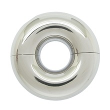 12 x 12 MM THICK TITANIUM PIERCING RING BODY GLANS PENIS PIERCING JEWELRY