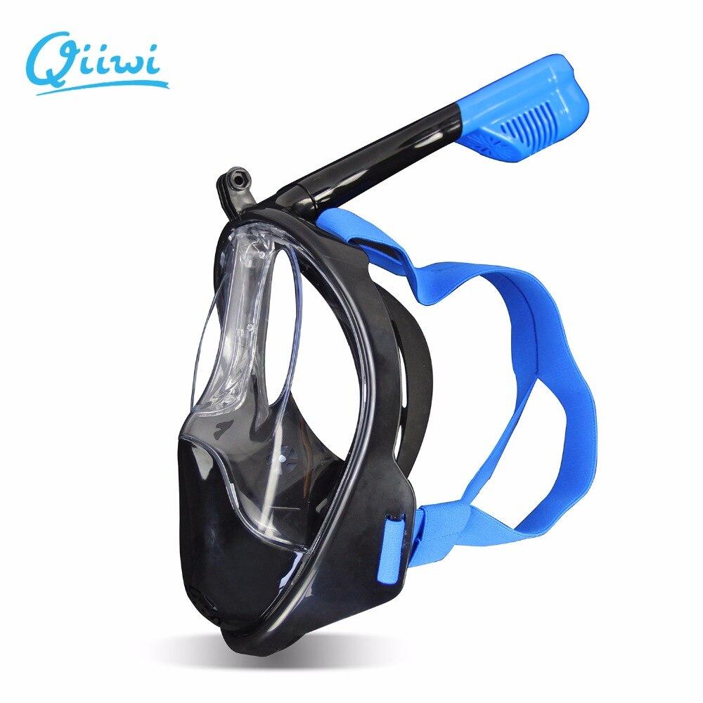New Snorkel Mask Design