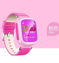 GPS Tracker Watch for Kids Children Waterproof Smart Watch with SOS support GSM phone Android&IOS Anti Lost Qh0