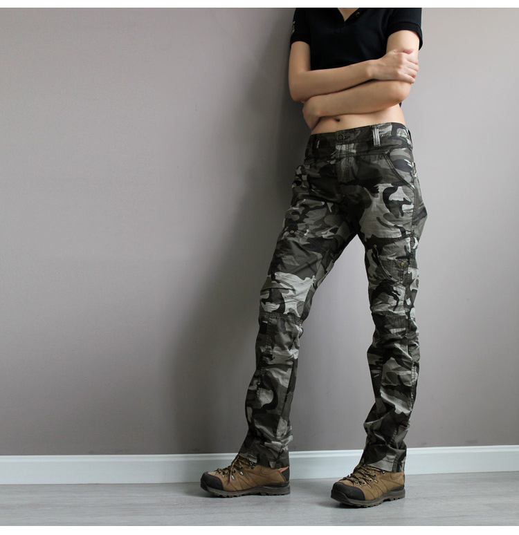 Army Fatigue Cargo Pants Women Promotion-Shop for Promotional Army ...