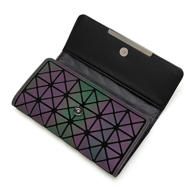 Geometry Design Women Wallet
