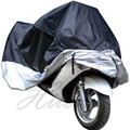 S M L XL XXL 3XL 4XL Large Motorcycle Motor Bike Scooter Waterproof UV Dust Protector Rain Cover