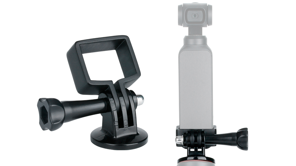 Ulanzi OP3 Handheld Gimbal Holder Mount Accessories for Dji Osmo Pocket Extendsion Adapter 1