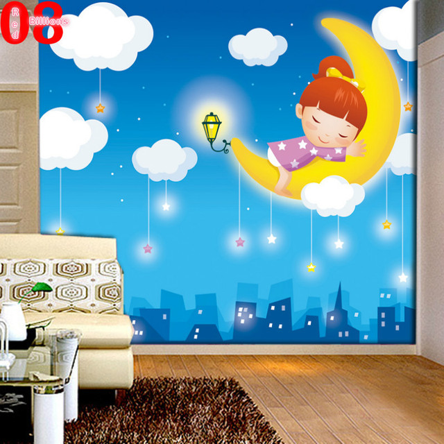 Awesome Kids Room Wall Murals Photo Gallery