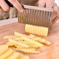 Новинка, резак для картофеля, измельчители и слайсеры, полезные кухонные инструменты, резак для фри, лезвие