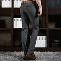 2016 знаменитые горячие брюки мужчины высокого качества новые летние брюки мужской бизнес хлопок брюки из воспитать в себе мораль, 29-40
