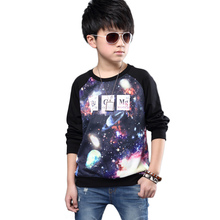 2016 Autumn Baby Boys T Shirts Fashion Children Clothes Kids Long Sleeve T Shirts Brand Boy Tops Tees Hotsale XC41