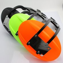 3 different colors choice motorcycle accessories cnc aluminum mudguard fender motorbike rear fender for benelli BN300 600