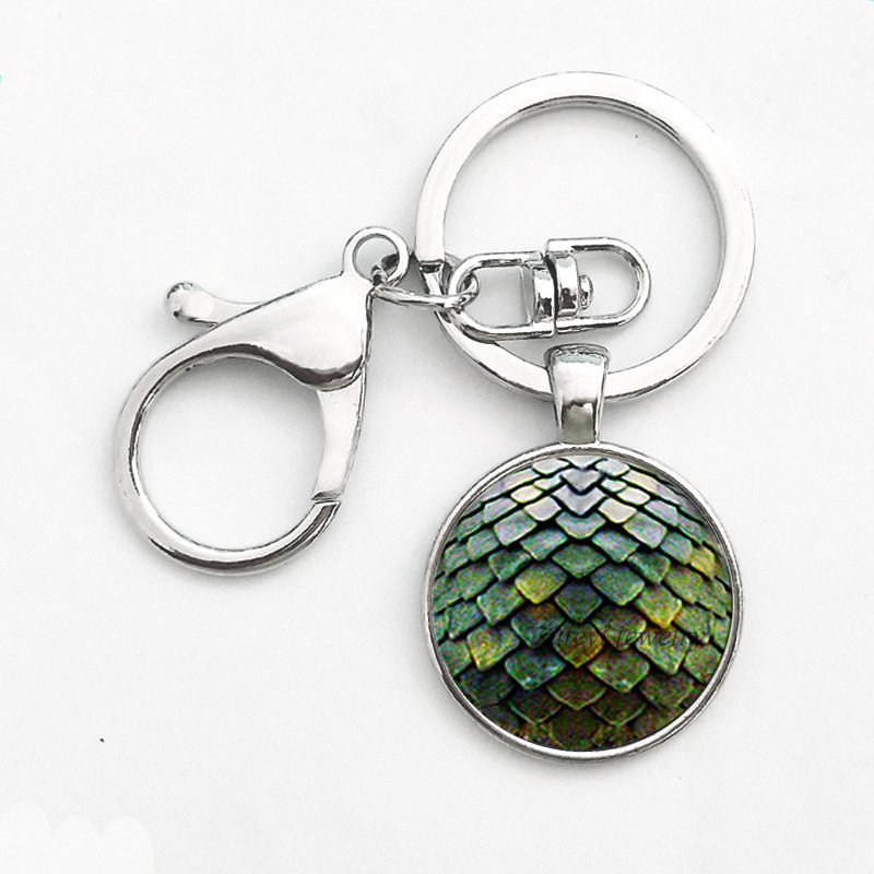 Honesty New Steampunk Game Of Thrones Dragon Egg Pendant Key Chain Dr Doctor Who 1pcs/lot Chain Mens Toy Vintage 2017 Charming Key Ring Skillful Manufacture Jewelry Sets & More