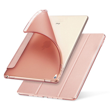 Case for iPad 2018 PU leather+TPU Silicone Back Cover Tablet Smart Wake up Sleep Case for New iPad 9.7 inch 2018 A1893 A1894+Pen case for ipad 9 7 inch 2018 2017 yrskv for ipad 6th generation new retro pu leather cover tpu smart sleep wake tablet case