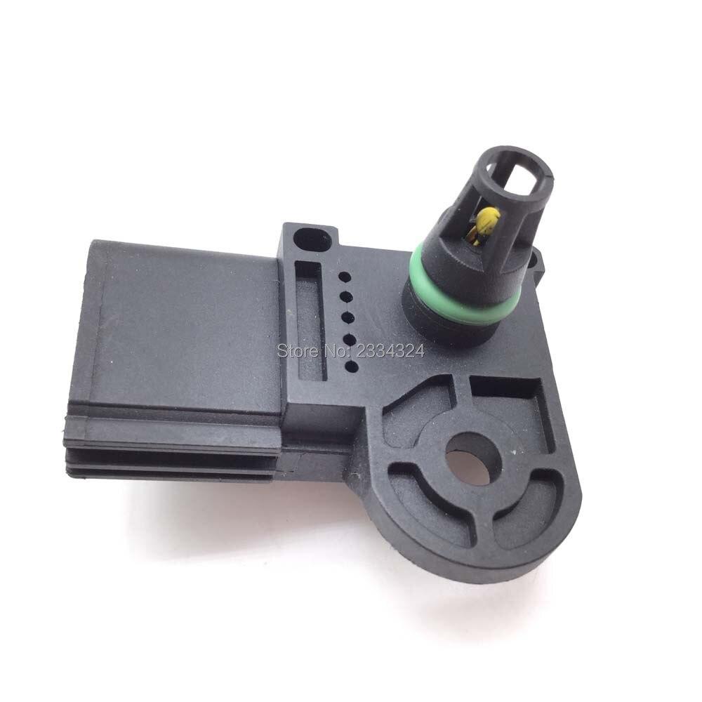 Pressure MAP Sensor For Ford Fiesta Focus C-Max Galaxy Mondeo S-Max Transit Volvo S40 V50 1.8 2.0 1S7A-9F479-AC,0261230044