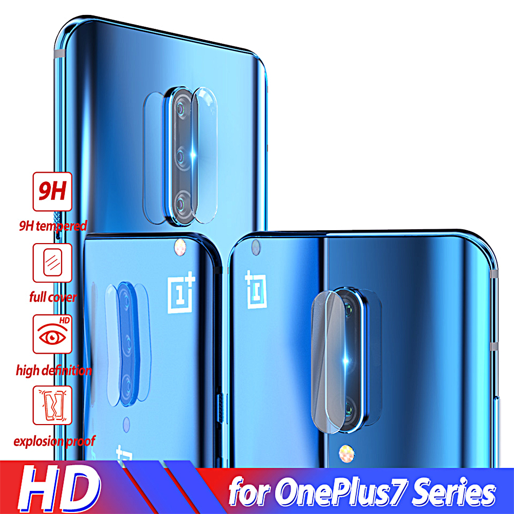 9H Tempered Camera Glass For OnePlus 7 Pro Glass Protective Back Lens Glass Film Camera Protector For One Plus 7 Pro Film 1+6T