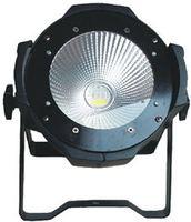 stage lighting equipment 100W cob led par light white and warm white led cob par light for wedding
