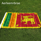 free shipping aerlxemrbrae flag Sri Lanka flags and banners 3*5ft decoration outlast banner