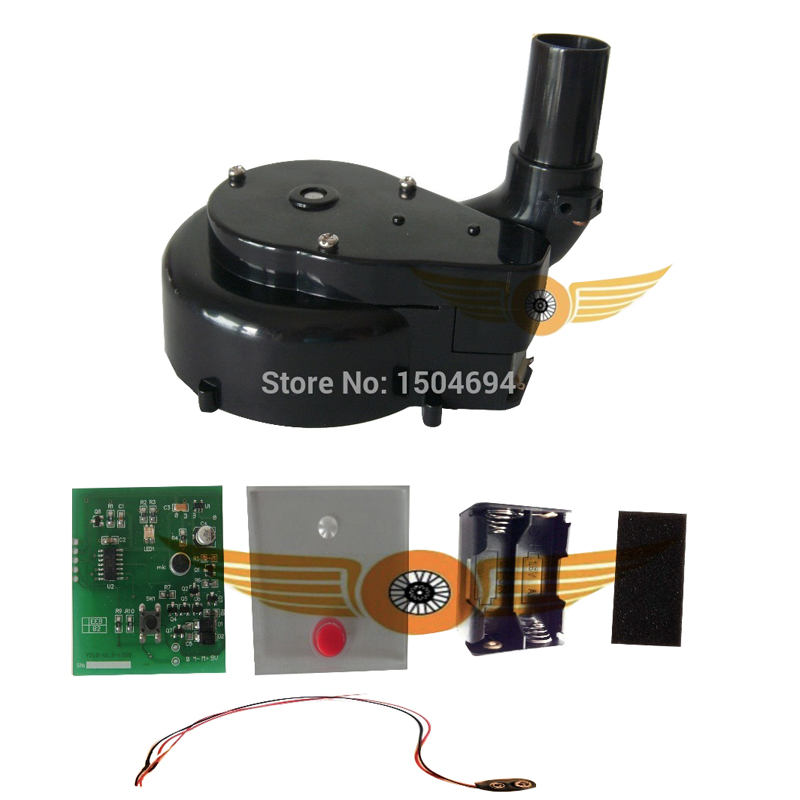 Upgraded Paintball Raceway Parts Complete Kit Set For Halo Electronic Loader