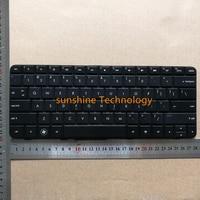 NEW US Keyboard for HP COMPAQ PRESARIO CQ32 G32 DV3 4000 596262 001 V15026AS1 black
