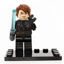 XINH 090 Star Wars Minifigures Anakin Single Sale Building Blocks Sets Bricks Toys For Children