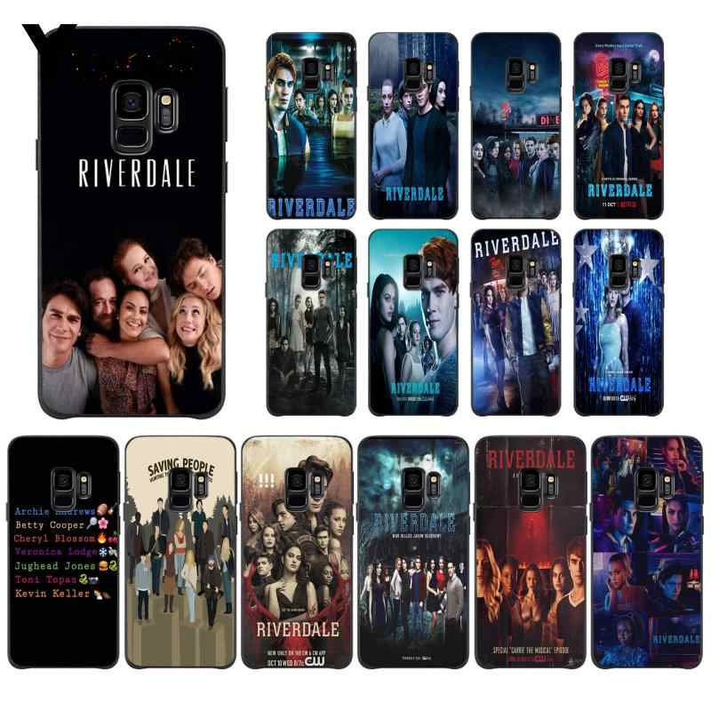 Yinuoda TV Riverdale Customer High Quality Phone Case For Samsung Galaxy J7 J2Pro J4 J4 PULS J6 J6 PRIME J8 J730