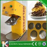 Crème Glacée en acier inoxydable de Nouilles Maker Spaghetti gelato formant noodel formes crème glacée faisant la machine livraison gratuite