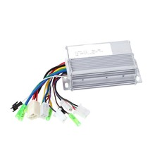 36V/48V 350W Electric Bicycle E bike Scooter Brushless DC Motor Controller
