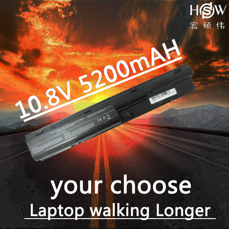 HSW 5200MaH Laptop Battery for HP ProBook 4330s 4435s 4446s