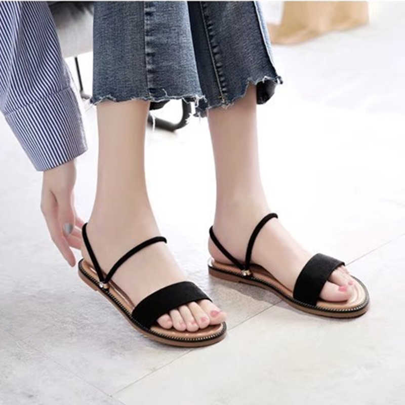 64e484a2b82 2019 New Summer Women Sandals Bohemia Comfortable Ladies Shoes Beach Sandal  Women Casual Female Flat Sandals Fashion Shoes