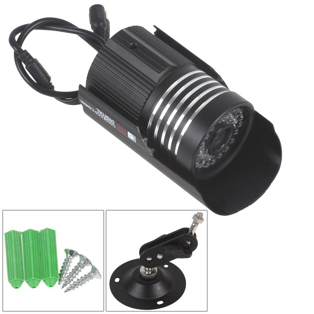 Waterproof Weatherproof 420 TVL 1/3 Sony CCD Video Surveillance Security CCTV Camera with 30m IR Night Vision
