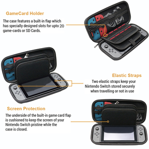 Image 5 - Hard Shell Case For Nintend Switch Console Portable Durable Case For NS Nintend Switch Accessories