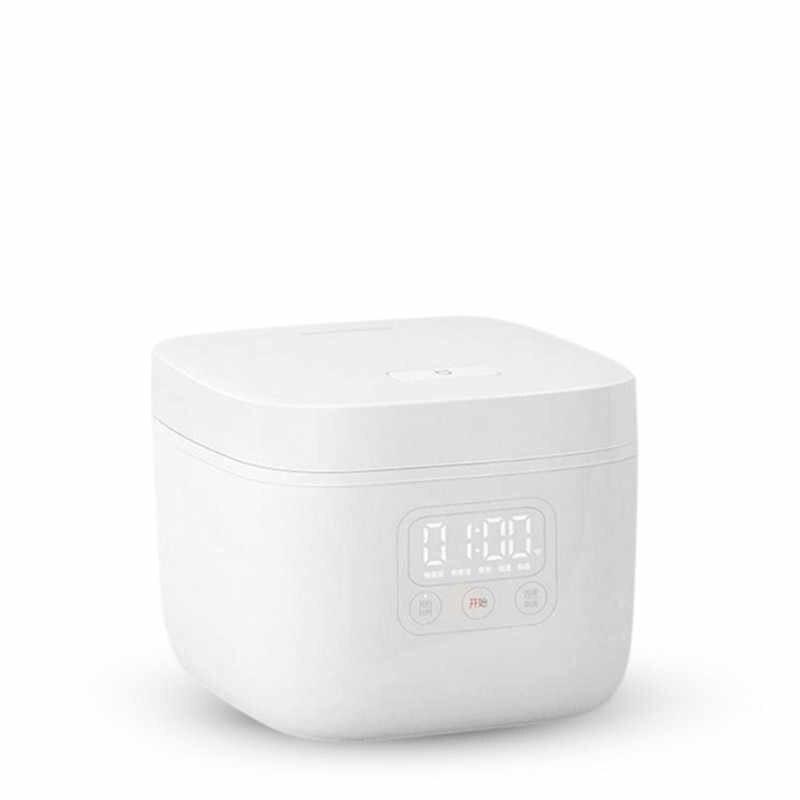 Youpin Mijia DFB201CM маленькая рисоварка 1.6L 400W приложение связь антипригарная рисоварка светодиодный дисплей беспроводные соединения