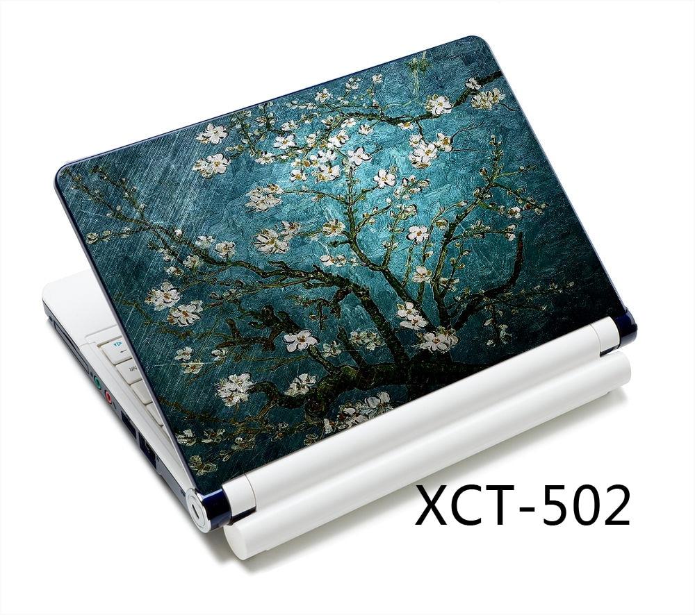 Van Gogh Prunus Laptop Decal Protector Sticker Skin For 11.6 13 14 15 15.6 Laptop PC