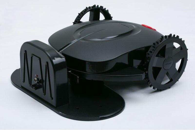 Venda quente eletrodomésticos robô cortador de grama cortador de grama com bateria de iões de lítio, ce e rosh aprovado, automático recarregado frete grátis