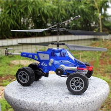 RC Drone UDI U821 3.5CH RC Helicóptero Quadcopter multi-purpose vehicles flying disparó misiles conducción de Control sobre la tierra que vuela coche