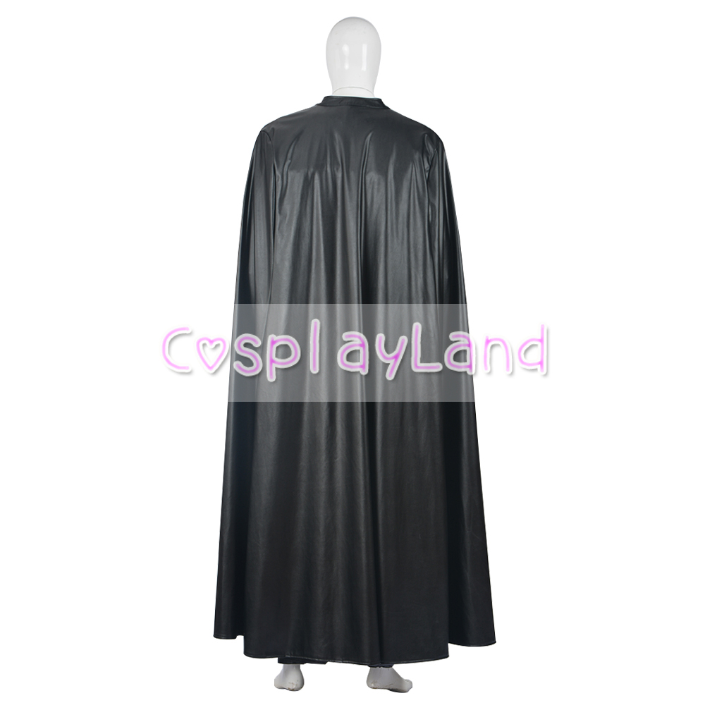 Hot Deal 10d8 Star Wars Darth Vader Cosplay Costume Adult Jedi