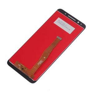 Image 4 - 100% test für Alcatel 3X5058 5058A 5058I 5058J 5058T 5058Y LCD display + touch screen komponenten digitizer reparatur teile + werkzeuge