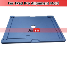 Precision Metal Mould For iPad Air 2 Mini 4 Pro 12.9 inch 9.7 for iPad LCD Touch Screen Precise Mold Holder Phone Screen Repair(China)