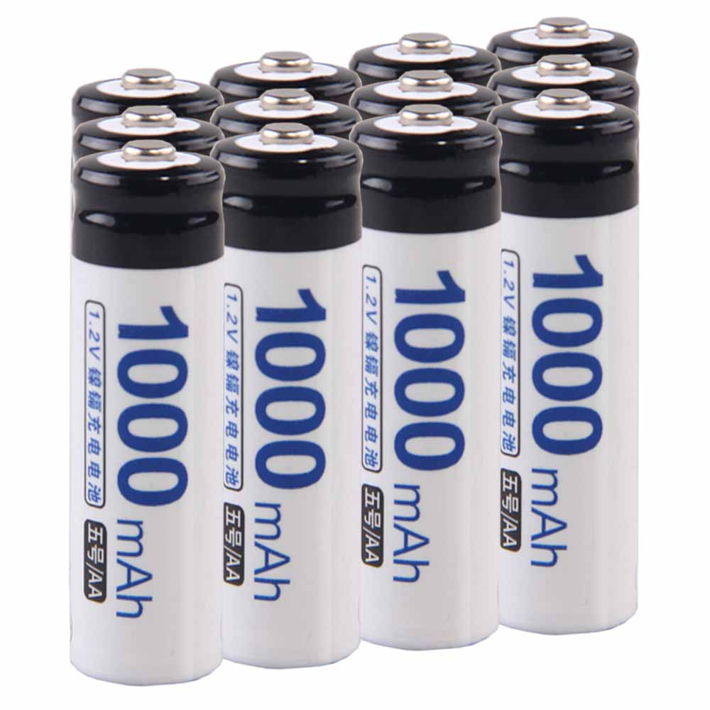 Lowest price 12 piece AA battery 1.2v batteries
