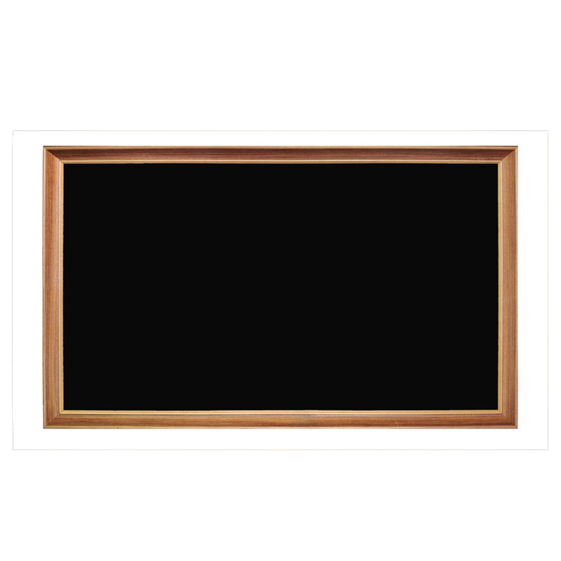 Image 4 - 43 inch wooden frame advertising kiosk lcd screen luxury display digital screen digital photo picture frame museum type-in Screens from Consumer Electronics