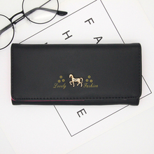 BOTUSI New 2019 Hot SALE Carteira Feminina Girls Wallet Women Coin Purse Long Lady Card Holder Designer Clutch