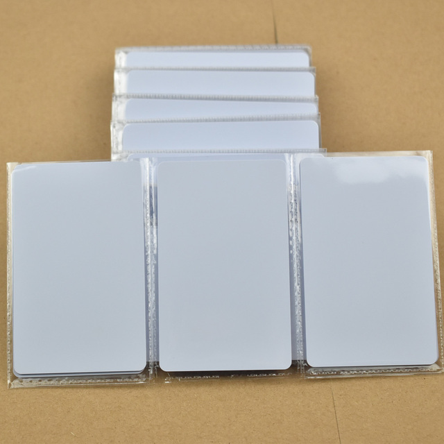 20pcs/lot EM4305 125Khz RFID access control Writable Rewritable Proximity  ID Card