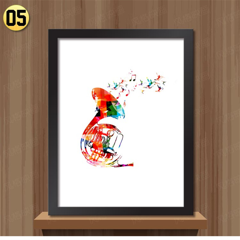 Framed Wall Art Canvas Painting On The Wall Abstract Animals Pictures For  Bedroom And Living Room Modern Home Decoration In Painting U0026 Calligraphy  From Home ...