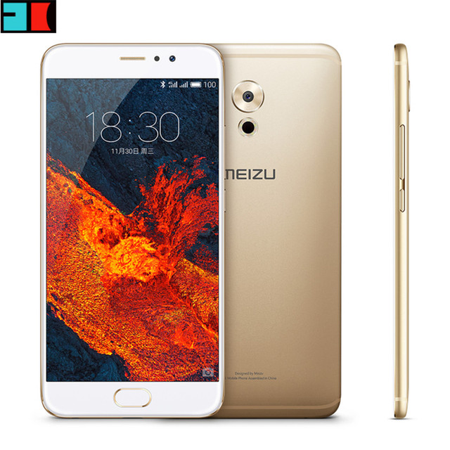 Original Meizu Pro 6 Plus Pro6 Plus 5.7 inch 2K screen Octa Core Exynos 8890 4G RAM 64GB ROM mTouch 3400mAh mobile phone