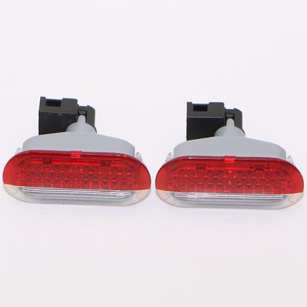 2Pcs OEM Car Door Light Door font b Lamp b font Lighting for Golf 4 MK4