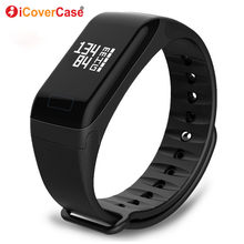 Health Monitoring Bracelet Wristband Fitness Message Time SmartBand SmartWatch for Huawei P20 Lite P30 Pro P10 Mobile Accessory(China)