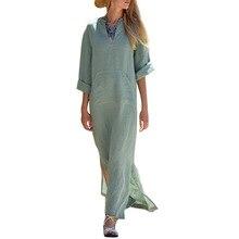 686a4919e753e Buy grey maxi dress and get free shipping on AliExpress.com