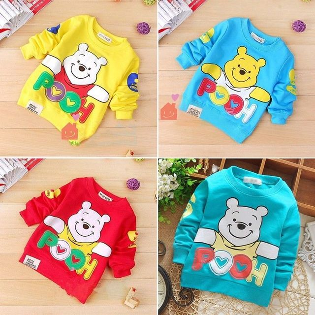 Baby Boys and Girls Long Sleeve Shirt