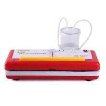 Бесплатная доставка Вакуумная упаковочная машина DZ-280/2SE антистатические вакуумный мешок запайки сухой и мокрой
