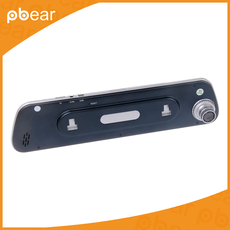 ФОТО Car Dvr Mirror Dual Camera with Rearview Camera  1080P 170 Degree 3 In 1 Rearview Mirror + Front Car DVR + Rear view Camera
