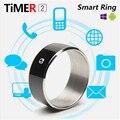 TimeR2 Смарт Кольцо App Enabled Носимых Технологий Волшебное Кольцо Для NFC Телефон Смарт Аксессуары Модные 3-доказательство Электронных Компонентов